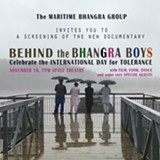 Behind the Bhangra Boys!