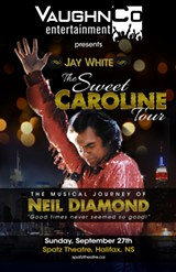 Jay White - North America's #1 Tribute to Neil Diamond