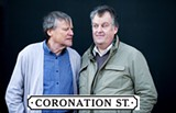 Coronation St. Roy Cropper & Brian Packham Live: